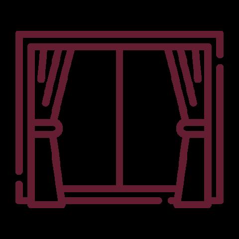 отделка окна декоративными элементами (наличник, откосы, другое)