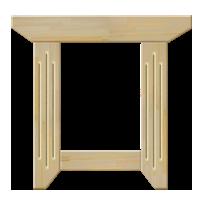Обшивные элементы для деревянных домов
